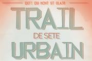 Logo Trail Urain Sète 2018